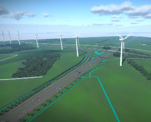 Windpark Deil in the Netherlands reaches Financial Close
